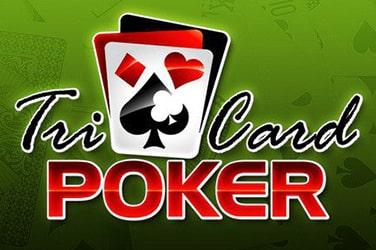 игровой автомат 3 Card Poker играть бесплатно