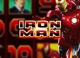 игровой автомат Iron Man играть бесплатно