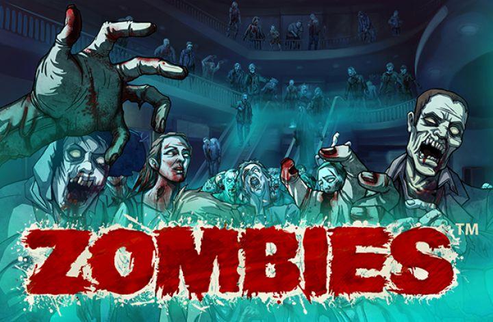 игровой автомат Zombies играть бесплатно